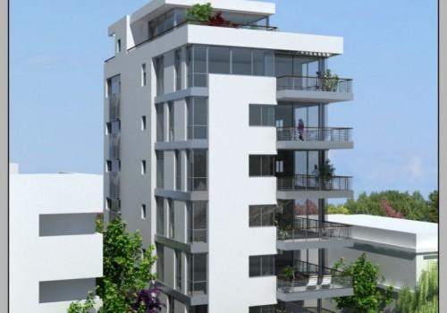 למכירה דירת גג מדהימה בלב בתל אביב