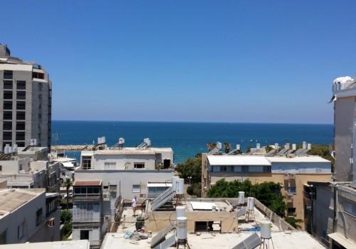 למכירה דירה בצפון הישן של תל אביב