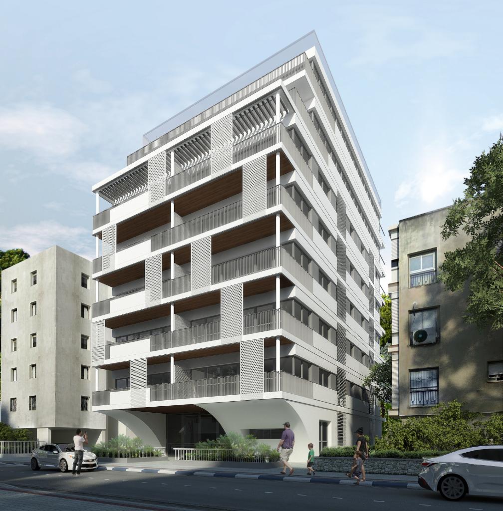 למכירה במרכז העיר – באחד האזורים המבוקשים ביותר – בפרויקט פינוי בינוי