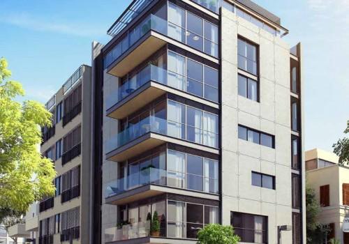 למכירה דירת דופלקס גג – בפרויקט יוקרתי – הריסה ובניית בניין חדש – ברחוב הירקון!