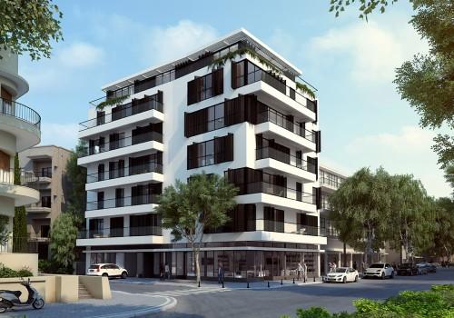"""למכירה במרכז העיר – בפרויקט יוקרתי! – דירת פנטהאוז כ-200 מ""""ר בנוי + כ-114 מ""""ר מרפסות + כ-70 מ""""ר גג עליון!!!"""