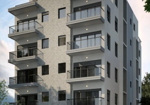 למכירה דירת גג – בלב העיר – בפרויקט להתחדשות עירונית