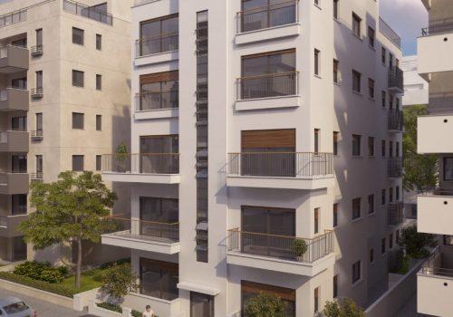"""בבניין יפייפה לשימור משנות ה 30, בפרויקט תמ""""א 38/1, במרחק 300 מ""""ר מחוף הים!!!!"""