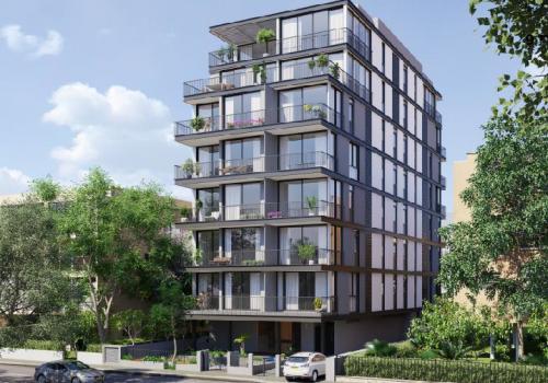 למכירה, בפרויקט התחדשות עירונית בצפון השקט של העיר, מבחר דירות, לנוף עירוני ירוק.