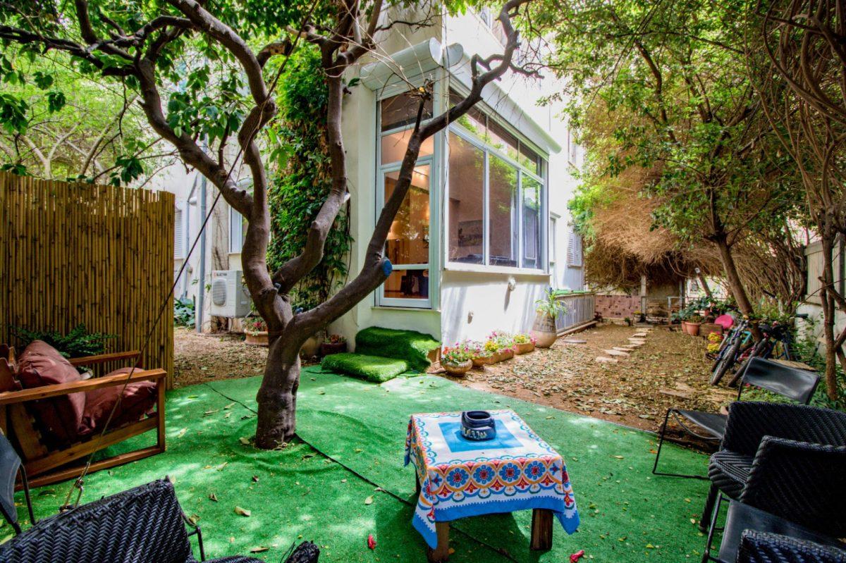 למכירה, בלב העיר תל אביב, נכס ייחודי בבלעדיות!!! כמו בית פרטי!!